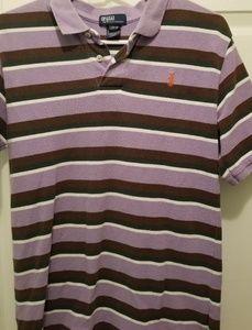 Polo shirt boy's sz L (16-18)